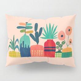 Plant mania Pillow Sham