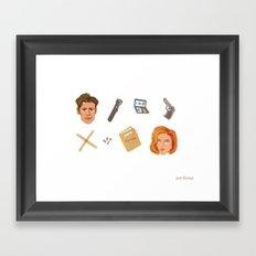 XF Framed Art Print