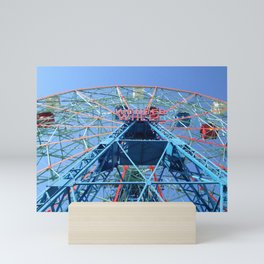 Wonder Wheel Mini Art Print
