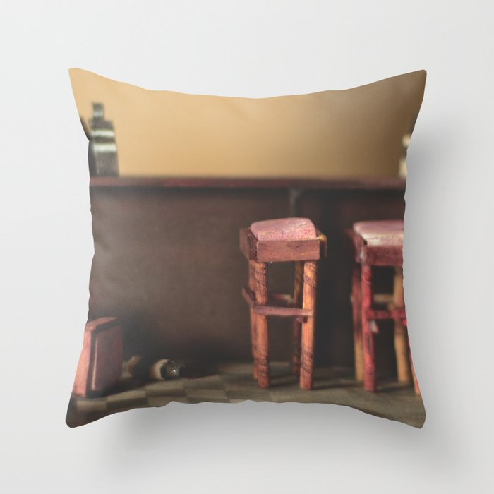 scenography projects06 Throw Pillow