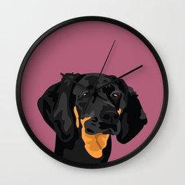 Olivia Wall Clock
