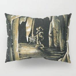 The Walk of Time Pillow Sham