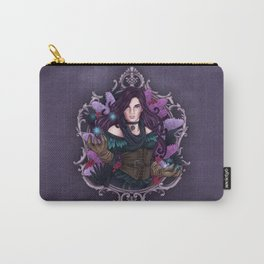 Lilacs and Gooseberries Carry-All Pouch