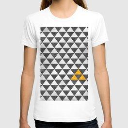Triangle - Yellow III T-shirt