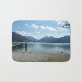 Lake Schliersee Bath Mat