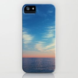 Goodnight Kiss iPhone Case