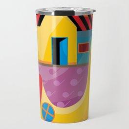 Music-and- field Travel Mug