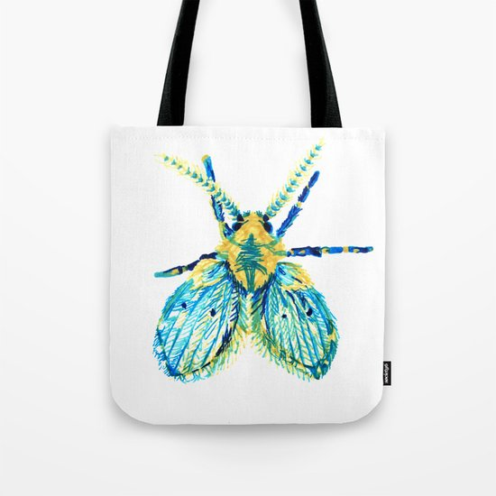 Drain Fly Tote Bag