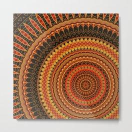 Mandala 87 Metal Print