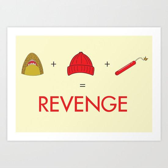 An Exercise in Revenge Art Print