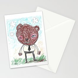 Business Bear Stationery Cards