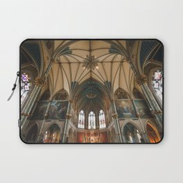Cathedral of St. John the Baptist - Savannah Laptop Sleeve
