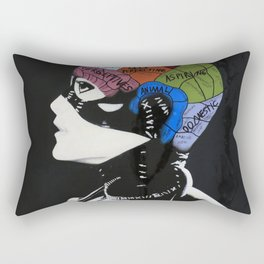 CATWOMAN Rectangular Pillow