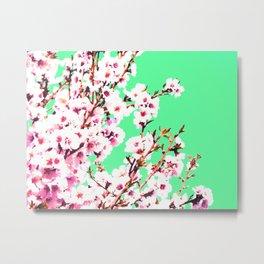 Sakura XII Metal Print