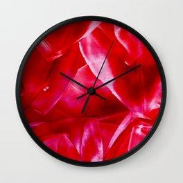 love leafs Wall Clock