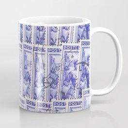 Stamps Texture #3 Coffee Mug