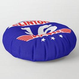 Clinton Kaine 16 Floor Pillow
