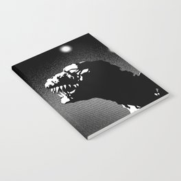 Godzilla Raids Again Notebook