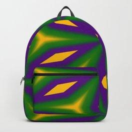 Mardi Gras Star 3598 Backpack