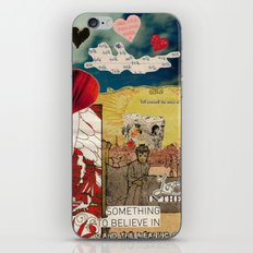 Up Above The World So High iPhone & iPod Skin