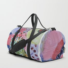 Second Flowers Duffle Bag