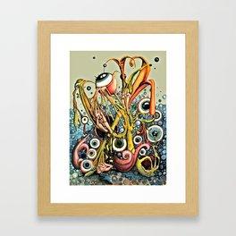 Awake in the Dream Framed Art Print