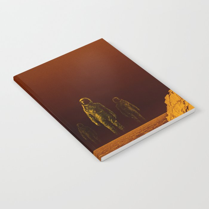 Escape from red planet Notebook