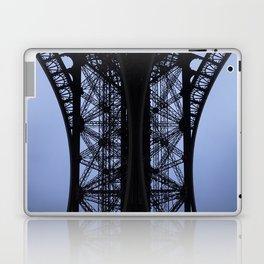 Eiffel Tower - Detail Laptop & iPad Skin