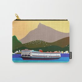 FERRY BOAT IN RIO Carry-All Pouch