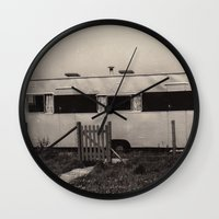 holiday Wall Clocks featuring Holiday by PintoQuiff