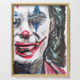 THE PAGLIACCI JOKER Serving Tray