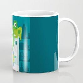 The Most Intelligent Elephant Coffee Mug