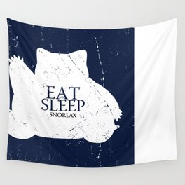 House Snorlax Wall Tapestry