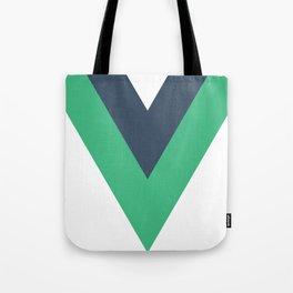 Vue (Vuejs) Tote Bag