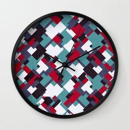 Poligonal 84 Wall Clock