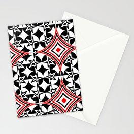 NAKED GEOMETRY no 8 Stationery Cards
