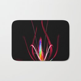 Abstract perfektion - Lightshow Bath Mat