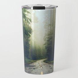 Redwood Forest Adventure - Nature Photography Travel Mug