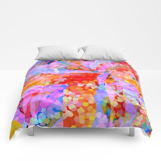 color storm Comforters