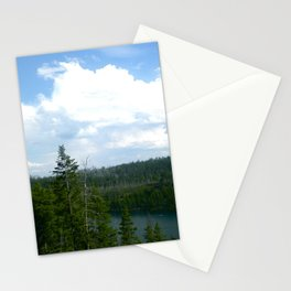 Tranquil Lake Stationery Cards
