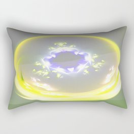 Solaris a fiew to the endless Rectangular Pillow