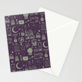 Haunted Attic: Phantom Stationery Cards