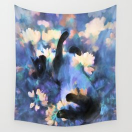 Sulley's Dreams Wall Tapestry