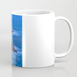 Blue sunset at the singing Mermaid Reef Coffee Mug