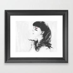 Kacie Marie Framed Art Print