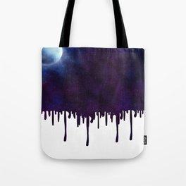 Painted Space Tote Bag