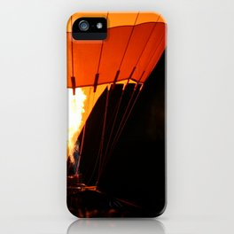 Hot Air Baloon iPhone Case