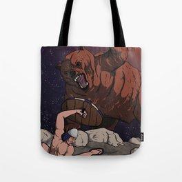 Savagery Tote Bag