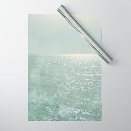 The Silver Sea Wrapping Paper