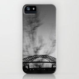 Disturbio iPhone Case